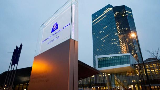 Anleihen-Kaufprogramm der EZB war intern umstritten