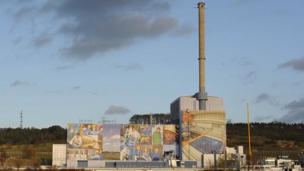Vattenfall will Kernkraftwerk Krümmel endgültig stilllegen