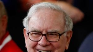 Warren Buffett geht in Deutschland shoppen