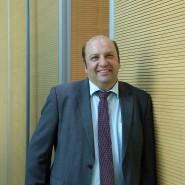 Manfred Horstmann ist General Manager von Global Foundries in Dresden.