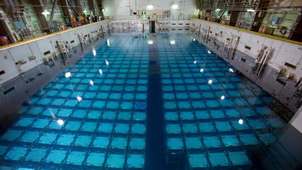 Deutscher Atommüll bleibt länger im Ausland