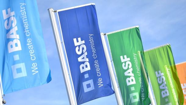 BASF steigert Gewinn stark