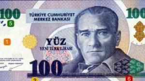 Türkei streicht der Lira sechs Nullen