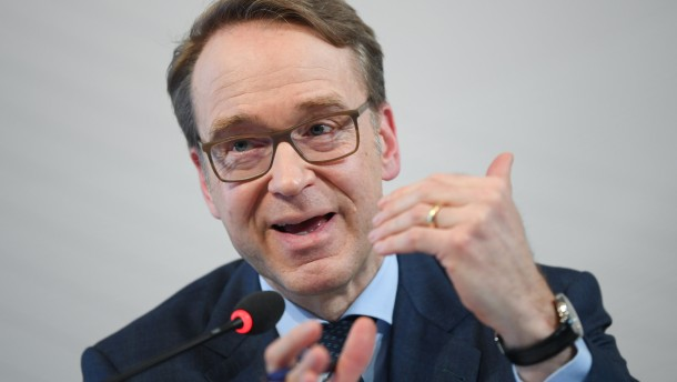Bundesbankchef: EZB kann keine eigene Klimapolitik betreiben