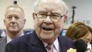 Warren Buffett ist mittlerweile 86 Jahre alt - wer wird sein Nachfolger?