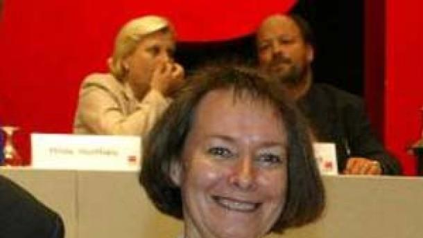 Landesdelegiertenkonferenz der SPD Evelyne Gebhardt