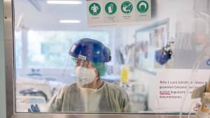 Krankenkassen mit Milliardendefizit