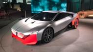 Der BMW Vision M Next wurde am 25.6.2019 vorgestellt.