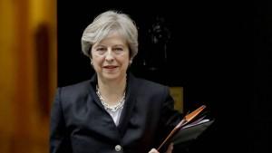 Briten rüsten sich für Scheitern der Brexit-Gespräche