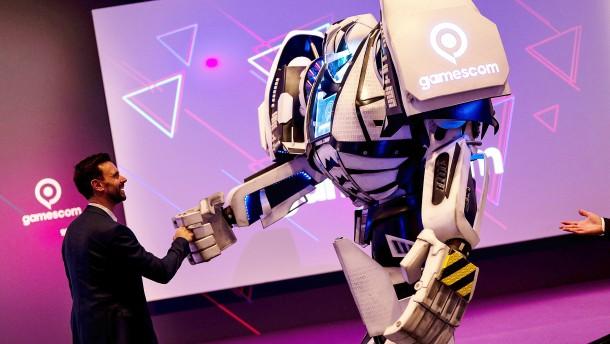 Die Gamescom lockt mehr Aussteller an