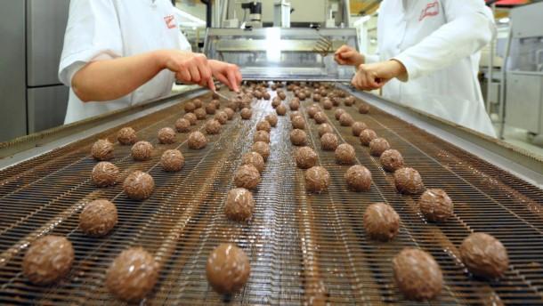 Halloren kauft niederländische Schokoladenfabrik