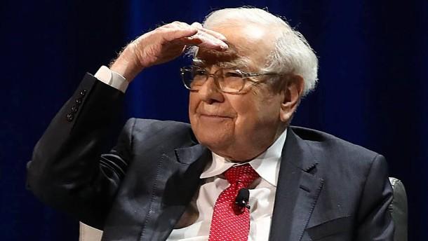 """""""Ich habe unter 14 von 15 Präsidenten Aktien gekauft"""""""