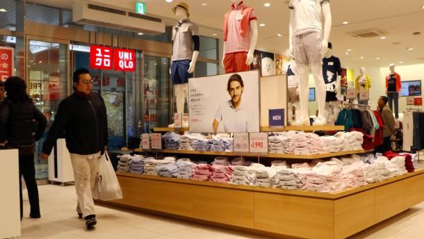 Uniqlo setzt in Japan auf die Vier-Tage-Woche