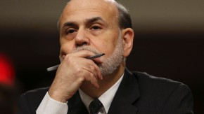File of Federal Reserve Board Chairman Bernanke testifing before the Joint Economic Committee in Washington
