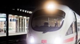 Deutsche Bahn fährt Milliarden-Verlust ein