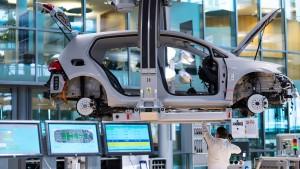 Dutzende Unternehmen wollen Altmaiers Subventionen für das E-Auto