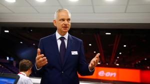 Eon-Chef rechnet mit Kurskapriolen nach Uniper-Börsenstart