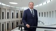 Ralph Dommermuth, 54, Chef von United Internet, in der Konzernzentrale in Montabaur im Westerwald