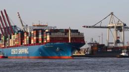 Deutsche Exporte im Juli wieder gestiegen