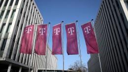 Deutsche Telekom knackt erstmals Umsatzmarke von 100 Milliarden Euro