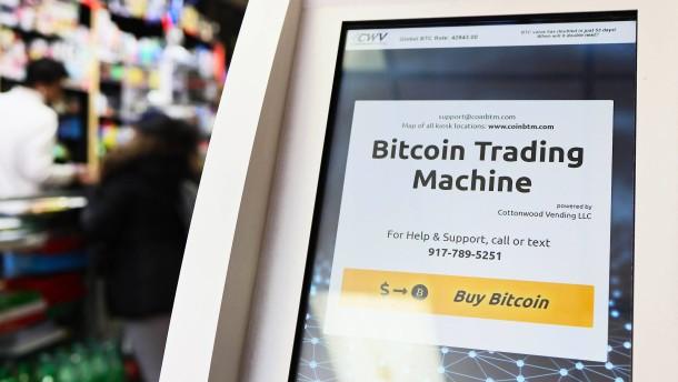 Bitcoin-Höhenflug geht weiter