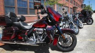 Auch Harley-Davidson-Maschinen sind von den Zöllen betroffen.