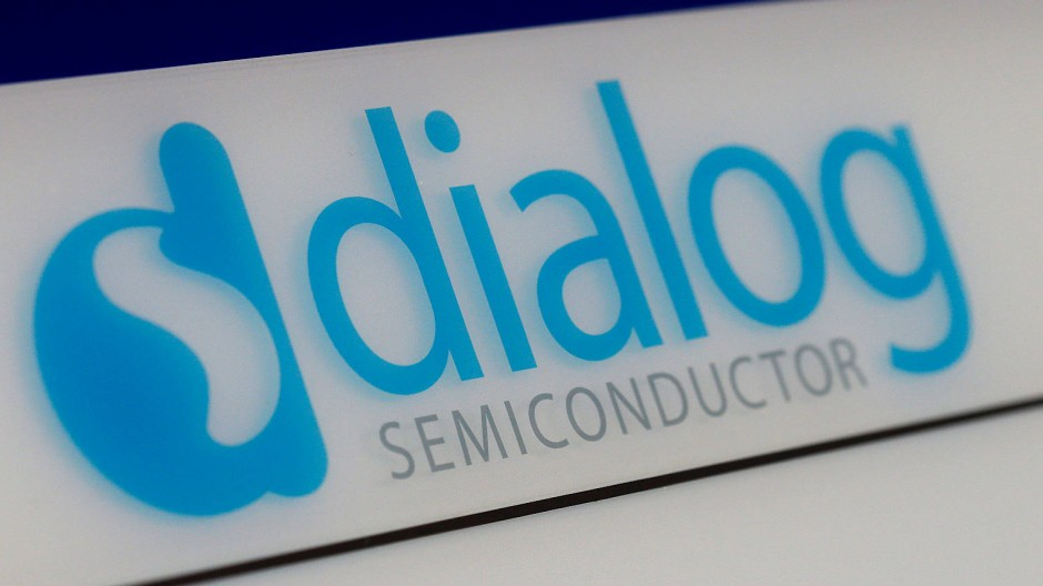 Logo von Dialog Semiconductor