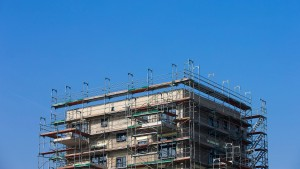 Kosten für neue Wohnungen steigen wie seit 2008 nicht
