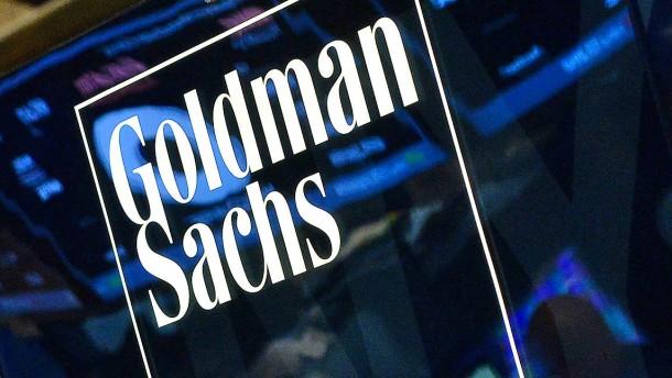 Goldman kauft der Deutschen Bank ein gewaltiges Wertpapier-Paket ab