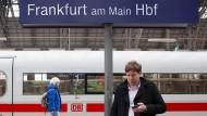 Pendlerstadt Frankfurt am Main: Hier gibt es viele Ein- und Aussteiger.