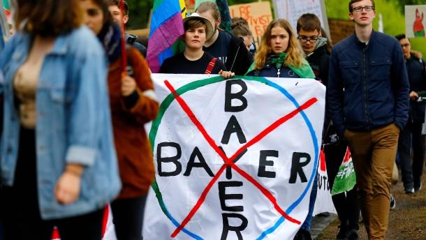 Bayer: Kritikerlisten von Monsanto waren nicht illegal