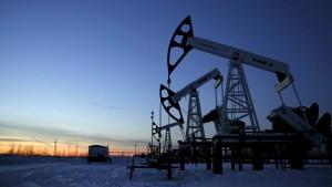 Russland fördert so viel Öl wie zuletzt 1987