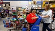Der Supermarktbetreiber Walmart ist gegen Steuern auf Importe oder Zölle.