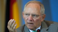 Bisher ist er nur der zweitunbeliebteste deutsche Politiker in Athen.