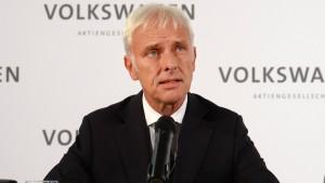 Neuer VW-Chef will Marken mehr Autonomie geben