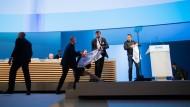 Kleiner Tumult auf RWE-Hauptversammlung