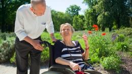 Renten steigen um mehr als 3 Prozent