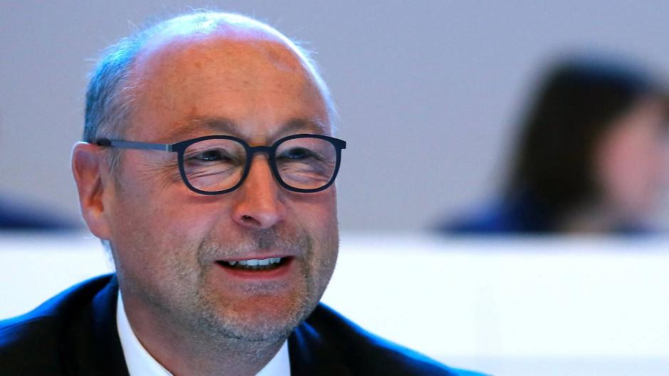 Rolf Buch ist Chef des Unternehmens Vonovia.