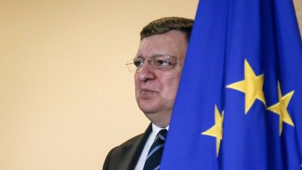 Barrosos Weisheit und Merkels Tränen