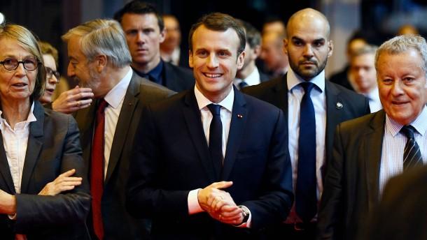 Wie Macron seine Reformen durchzieht