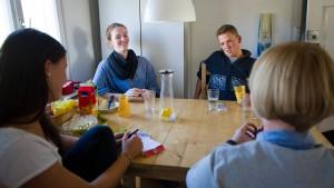 580 Euro kostet die Studentenbude in München