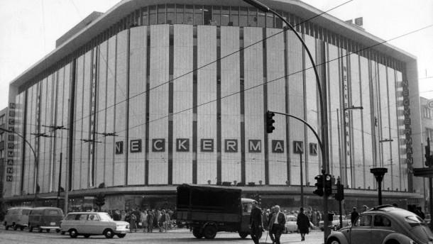 Wie Deutschlands Warenhäuser verschwanden