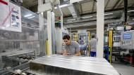 Daimler baut zweite Batteriefabrik in Sachsen