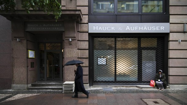Chinesen dürfen das Bankhaus Hauck & Aufhäuser übernehmen