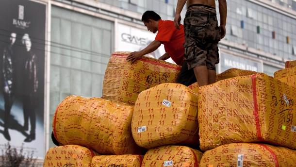Asien: Weltbank rechnet mit schwächstem Wachstum seit 10 Jahren