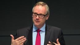 Sparkassenpräsident Fahrenschon tritt zurück