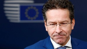 Eurogruppen-Chef: Meine Anstellung besteht bis Januar 2018