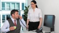 Er Chef, sie einfache Angestellte: Dieses Bild gibt es in Unternehmen in Deutschland noch sehr häufig.
