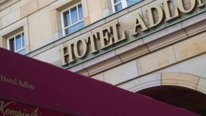 Anlegerstreit ums Luxushotel Adlon