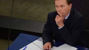 Luckes Scheitern im EU-Parlament wirft Fragen auf